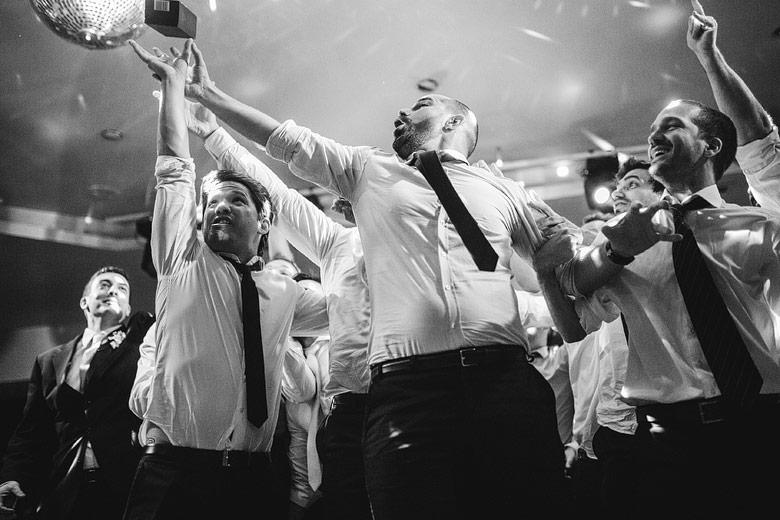 el momento exacto en fotos de bodas