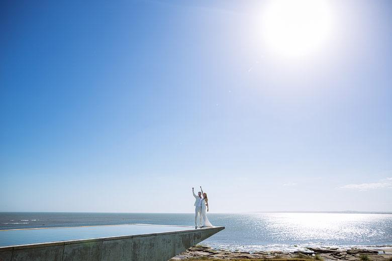 Casamiento en playa VIK Jose Ignacio Uruguay