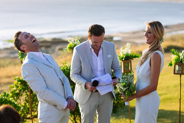 Foto espontânea casamento uruguay