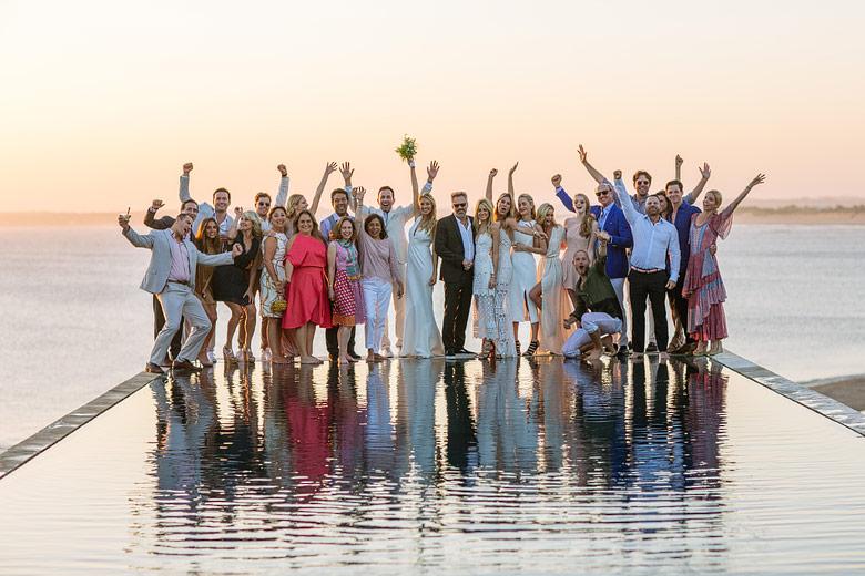 best group wedding photos