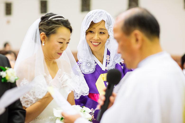 fotos naturales de bodas coreanas