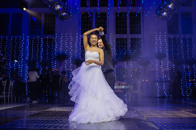 casamiento coreano en el faena arts center