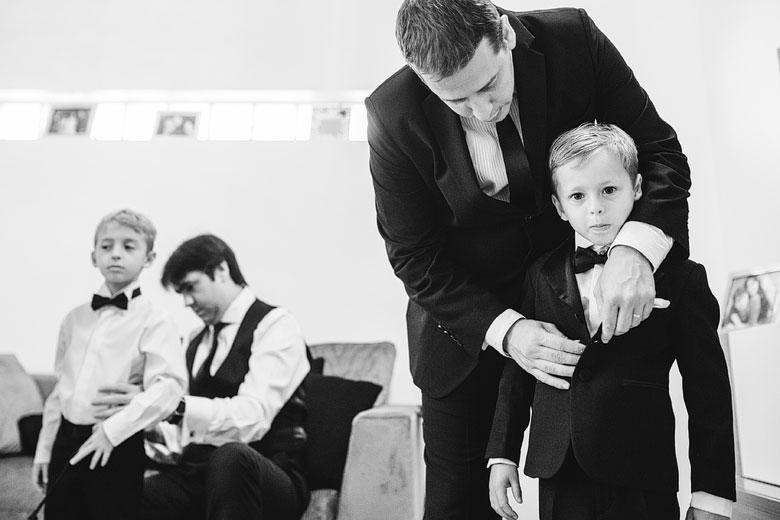 foto espontánea de bodas