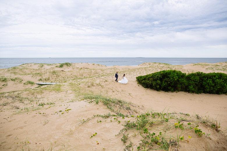 sesiones de casamiento en la playa