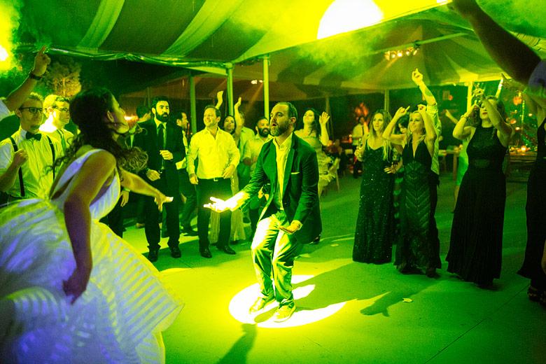 no flash wedding photographers