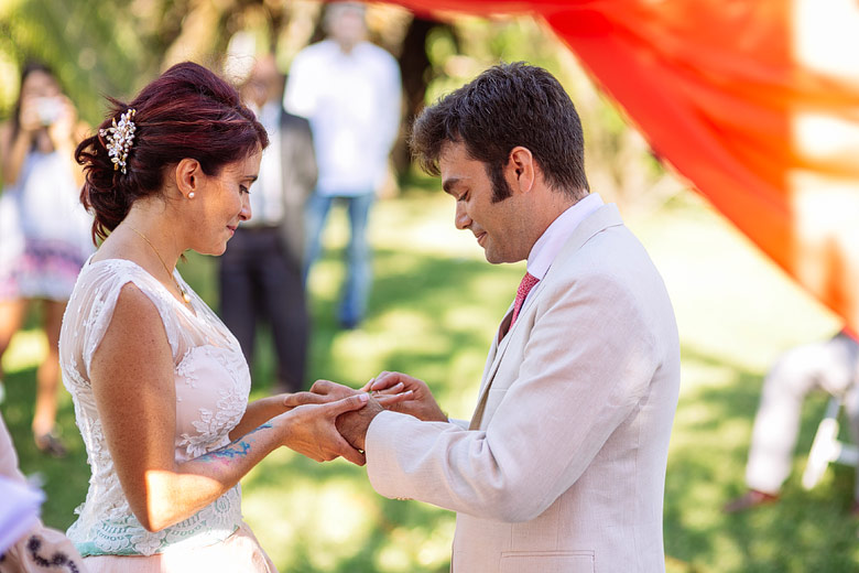 casamientos de tarde