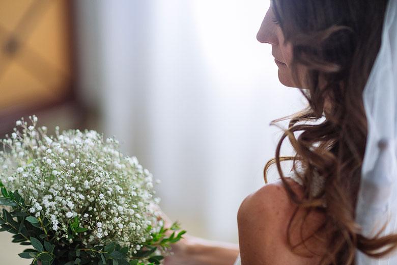 Ramo de novia diferente