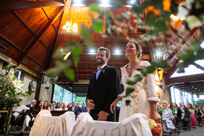 fotos de casamiento con arte