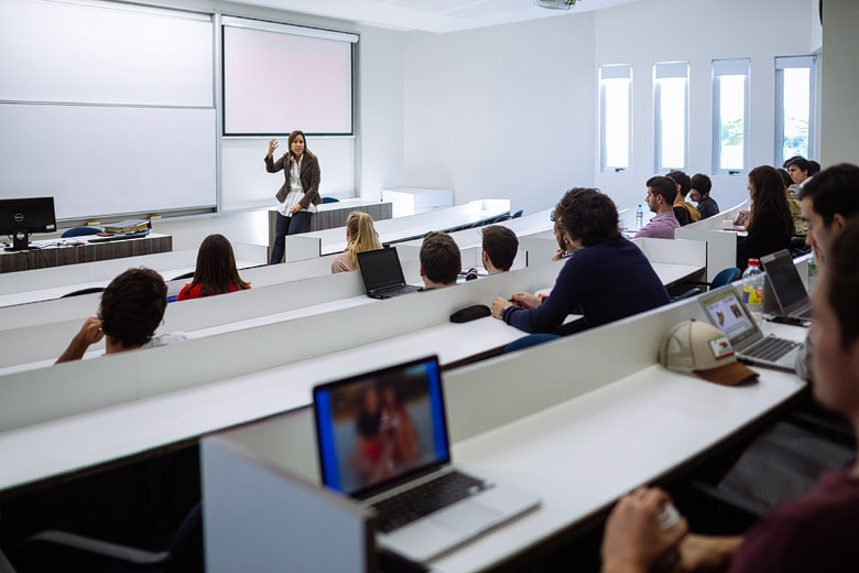 fotografia institucional universidades