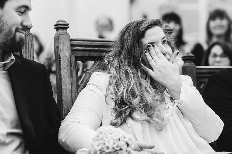 fotos emotivas de casamiento civil