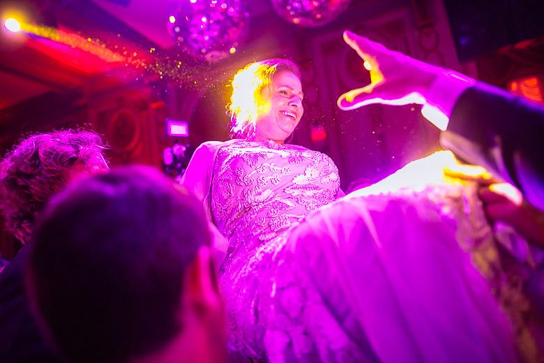 fotos originales de boda sin flash