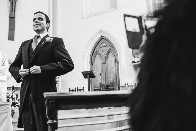 casamiento en capilla colegio marin