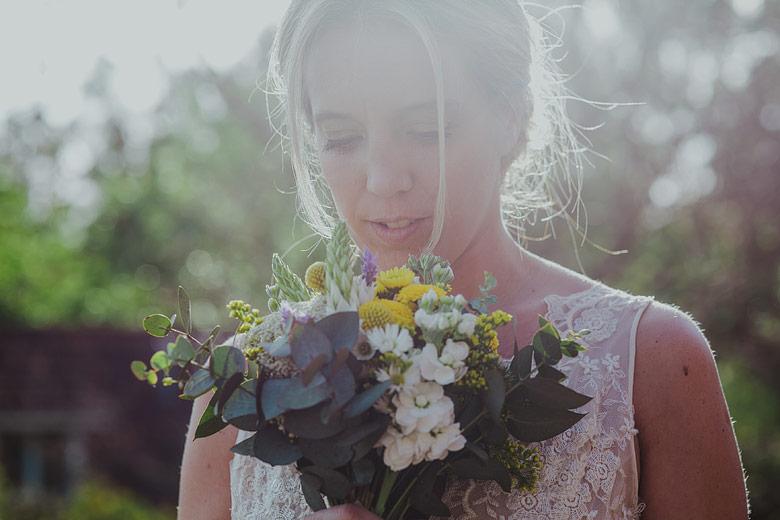 ramo de novia por don ramon