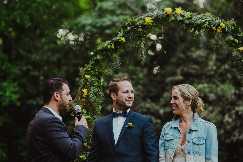 ambientacion de bodas en hortensias