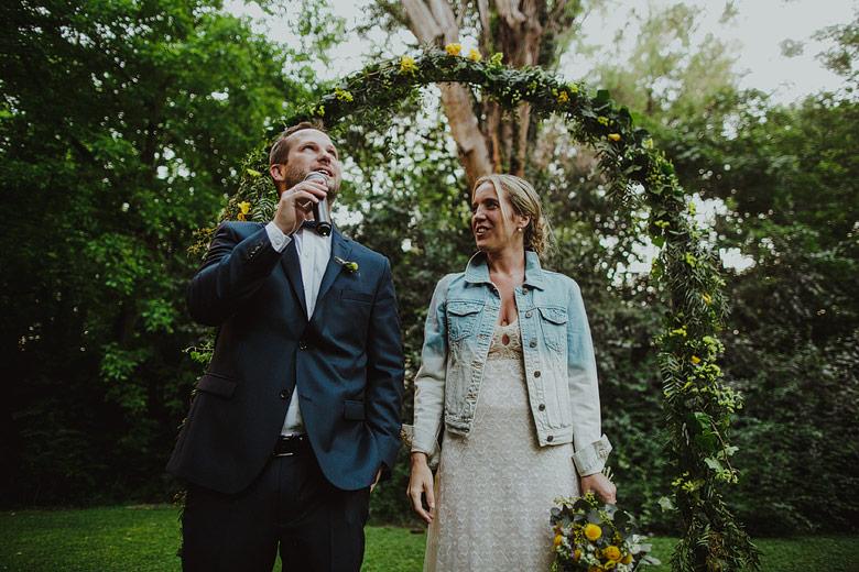 ceremonias de casamiento en hortensias
