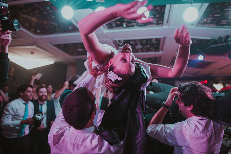 fiesta loca de casamiento en argentina