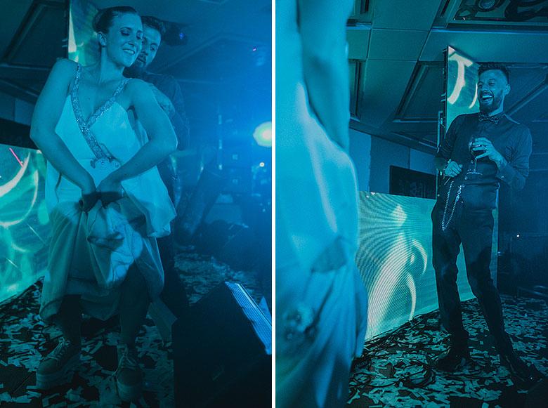 baile en fiesta de casamiento