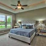 Anthem reverse master bedroom with light tray