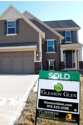 Gleason Sold Sign