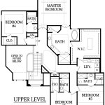 Hailey plan - second floor