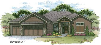 Monterey elev. A color rendering