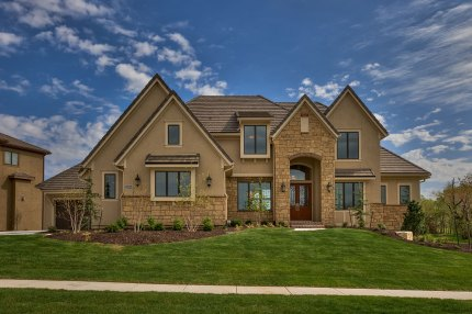 Custom Building - The Raphael by Rodrock Homes