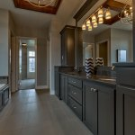 Summerlin EX master bath with double vanity