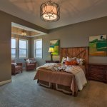 Wakefield master bedroom with sitting area