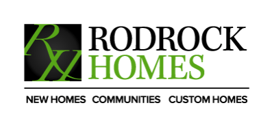 Rodrock Homes logo with slug