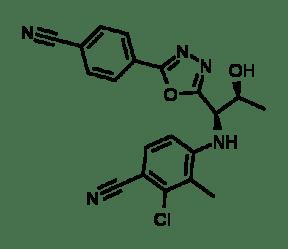 Rad-140 Testolone Molecule