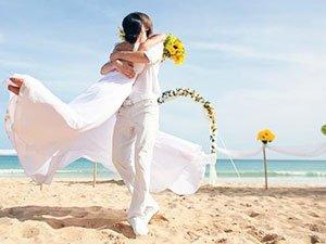 Отзывы Александра и Елены о символической свадьбе на Доминиканах