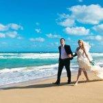 Фото супругов после официальной свадьбы