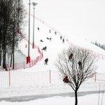 Горные лыжи на курорте Силичи