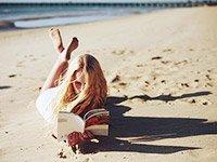 Отдых на греческом пляже