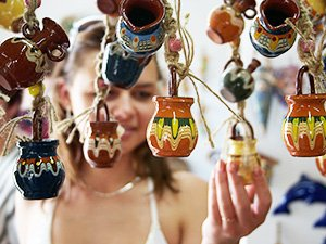 Керамика из Болгарии