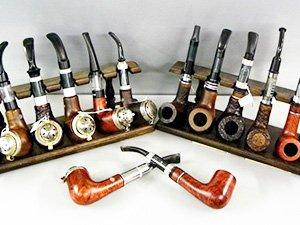 Пражские сувениры - курительная трубка