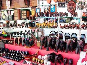 На какие сувениры обратить внимание в Паттайе