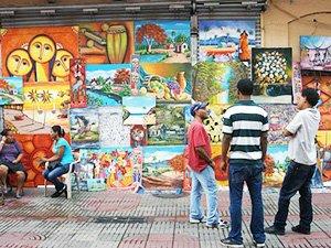Что привезти в подарок: картины доминиканских художников