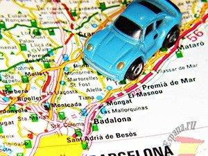 Аренда автомобиля в Испании с франшизой