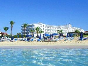 """Одни из лучших пляжей на Кипре - """"Макронисос-Бич"""""""