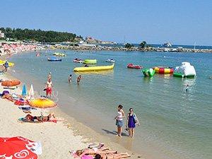 Пляжи Несебра для отдыха с детьми