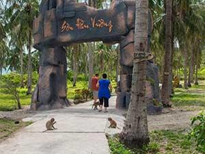 Остров обезьян в Нячанге