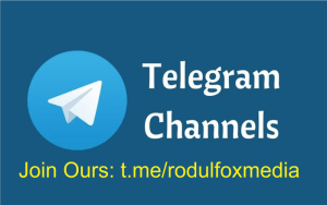 Telegram Channel Set Up
