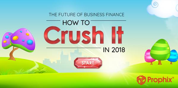 Prophix Crush It Interactive Quiz