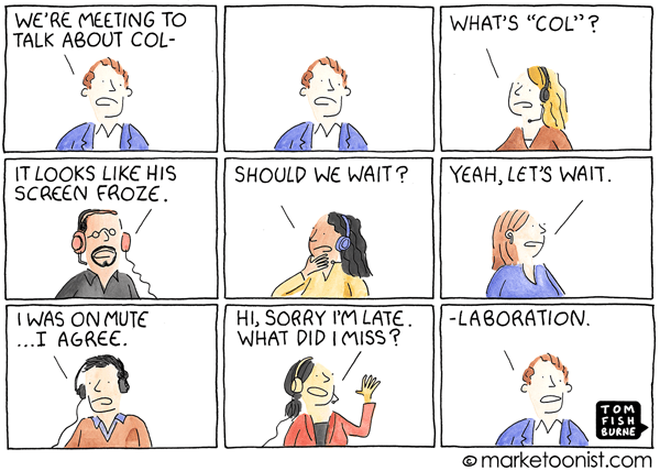 2020 March 20 Marketoonist Comic
