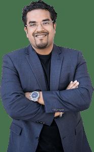 Anik Singal headshot