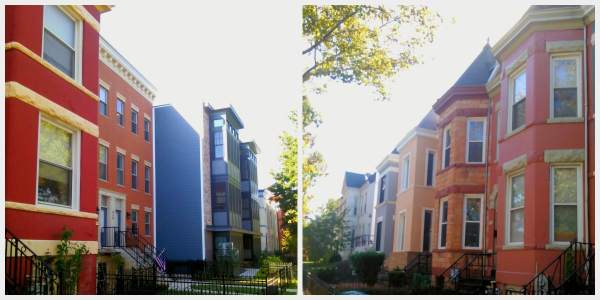 Modern, Contemporary, New and Classic Row-Homes For Sale in NE, Washington, DC