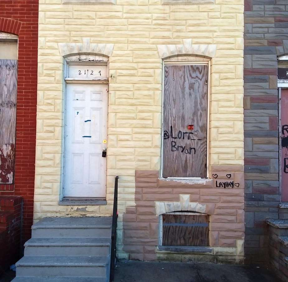 2127 McHenry St, Baltimore, MD 21223 Prospective Acquisition and Renovation Property