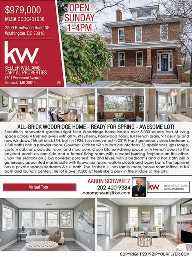 All-Brick Woodridge Home - Ready for Spring - Awesome Lot!