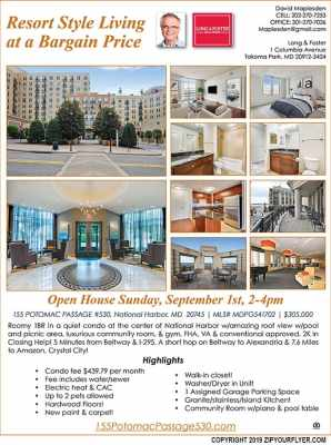 155 Potomac Passage 530, National Harbor, MD 20745